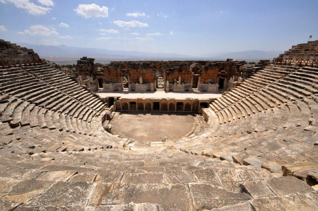 Pamukkale - Hierapolis
