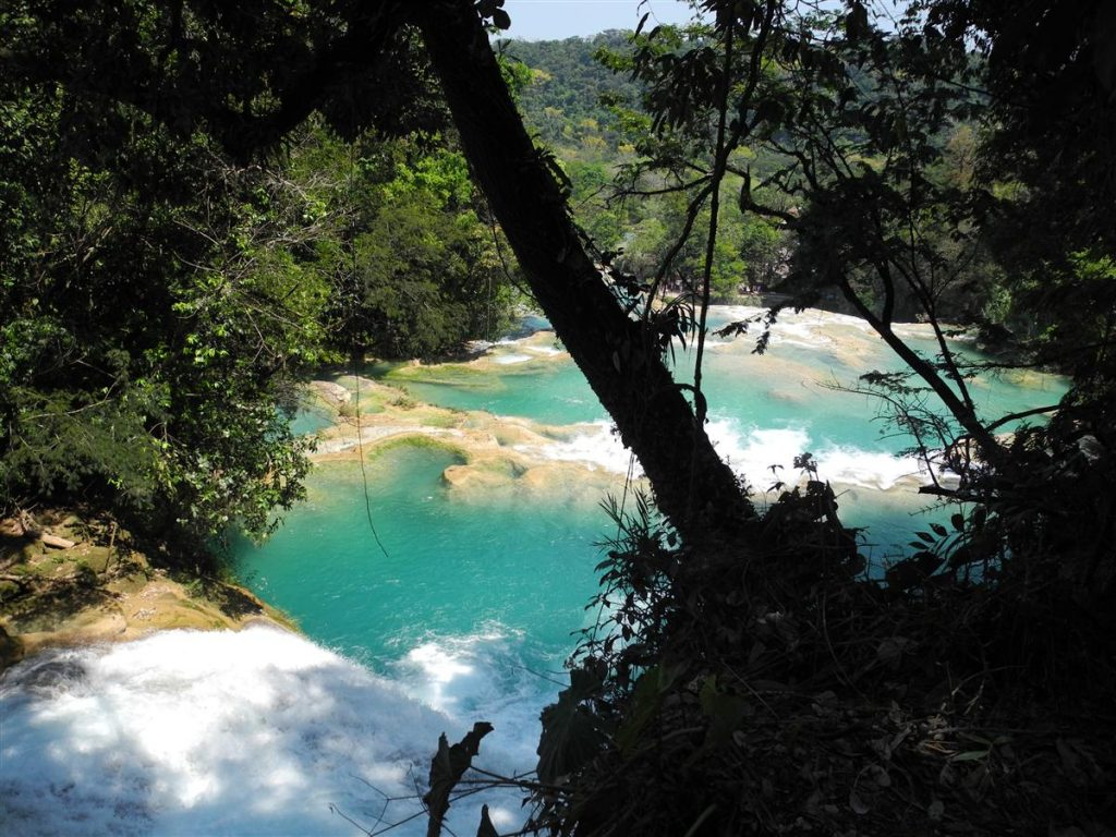 Palenque - Cascadas
