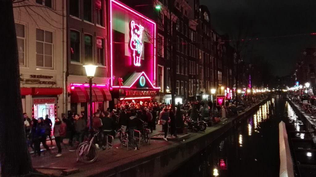 Amsterdam - noche