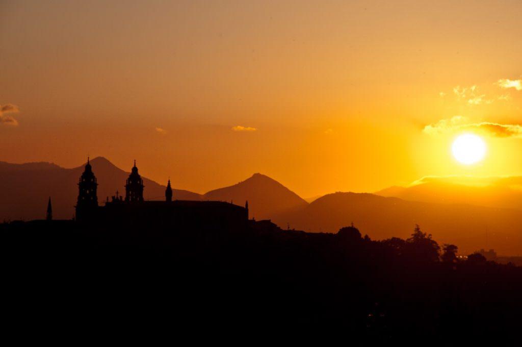 Pamplona y las montañas