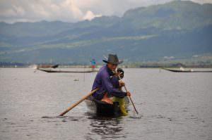 Lago Inle - Vida cotidiana