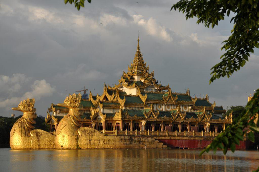 Yangon - Parques