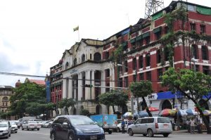 Yangon - Colonia