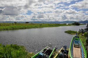 Lago Inle - Paisajes