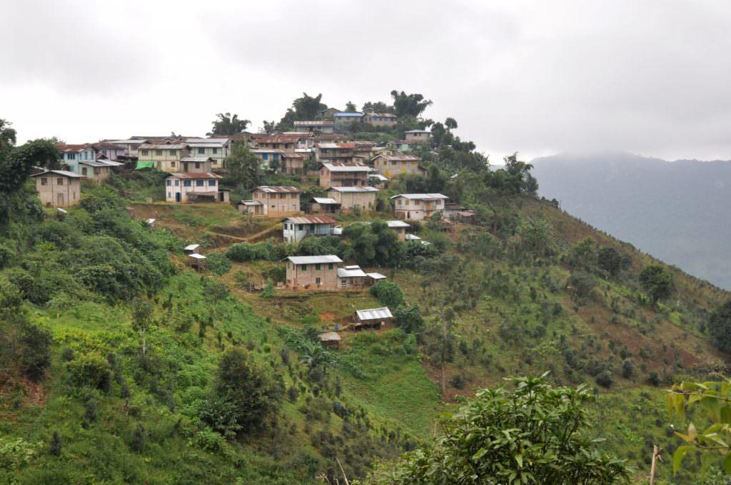 Kalaw - Trekking