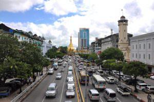 Yangon - el ambiente