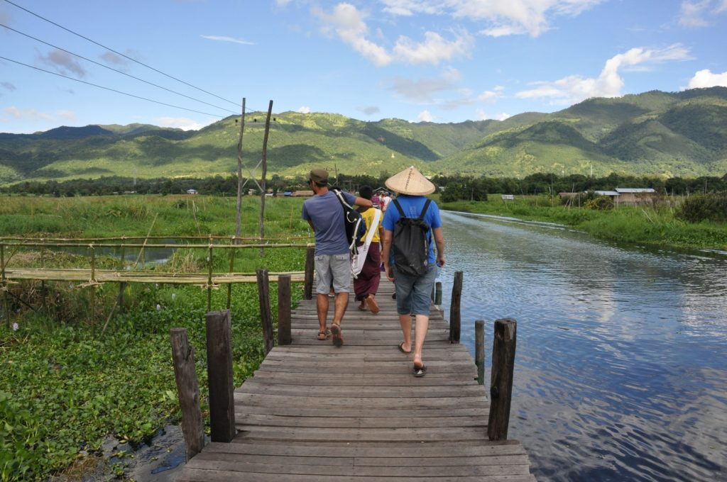 Lago Inle - Excursiones
