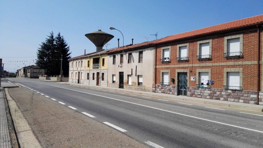 León - San Martín del Camino