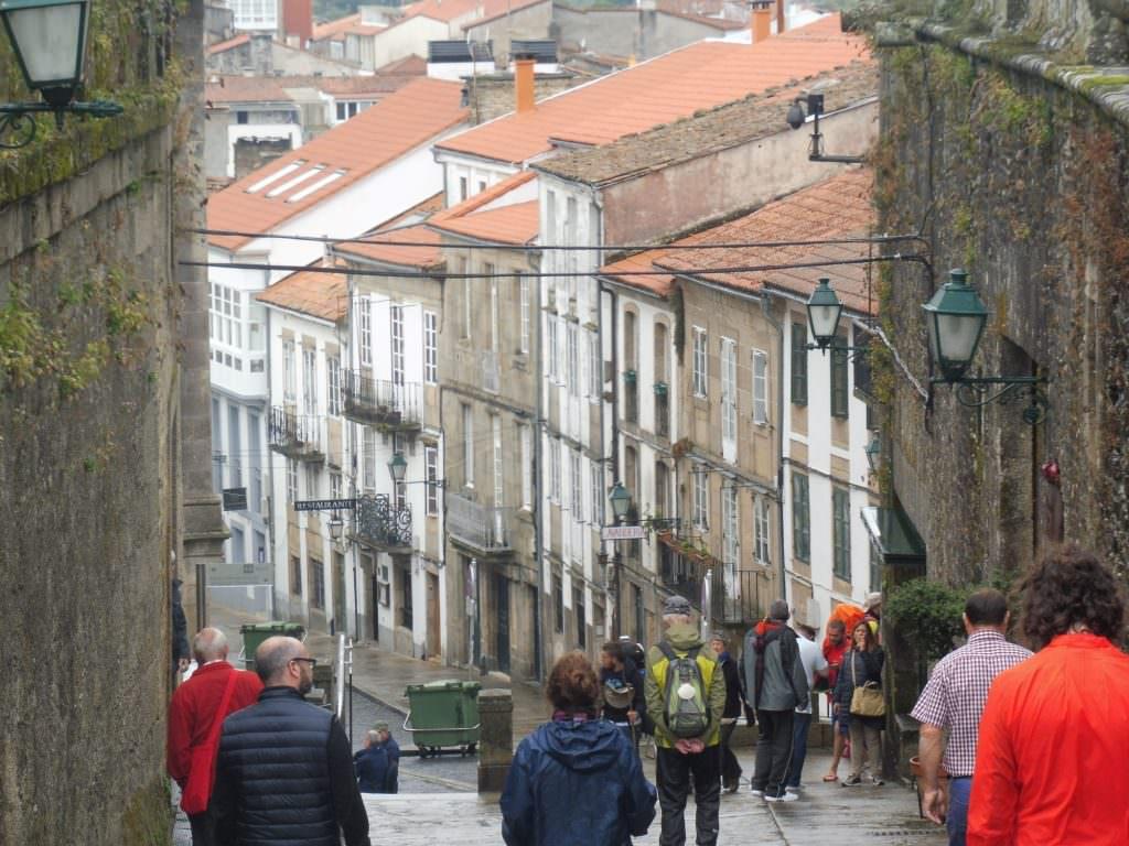 O Pedrouzo - Santiago de Compostela