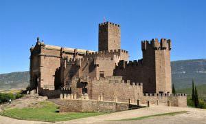 Navarra medieval – Castillo de Javier