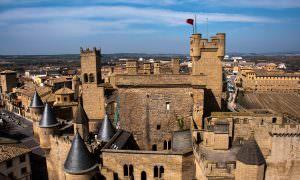 Navarra Medieval – Palacio de Olite