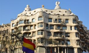 Barcelona – L'Eixample / Ensanche