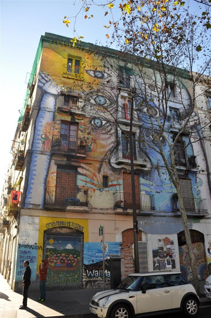 Barcelona Raval Gracia