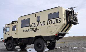 Islandia – la planificación