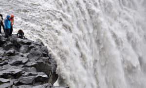 Islandia – Tierras altas: Volcán Askja, Dettifoss (día 8)