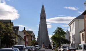 Islandia – Reikiavik (día 1)