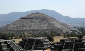México, alrededores Ciudad de México – Teotihuacán
