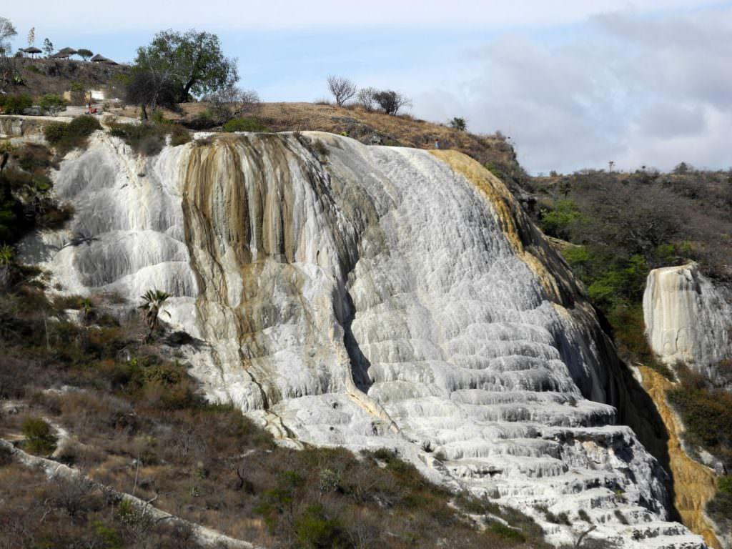 Oaxaca - Hierve el agua