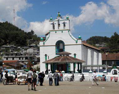 México, San Juan Chamula