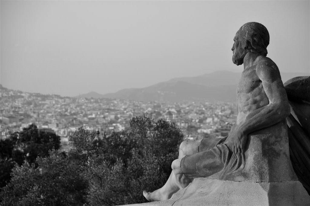 Montjuic y alrededores