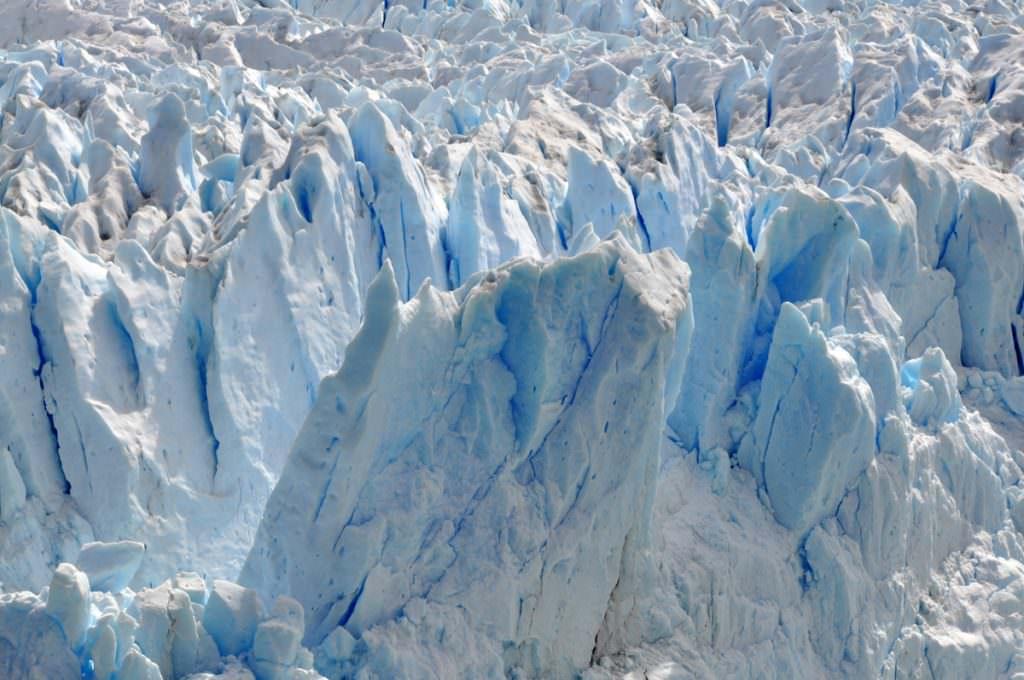 Argentina glaciares