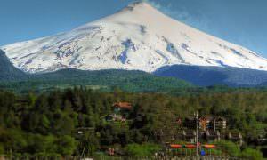 Chile, Pucón