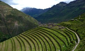 Perú, Valle sagrado – Pisaq