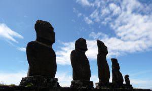 Chile, Isla de Pascua, Rapa Nui