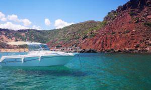 Menorca – las playas y el mar
