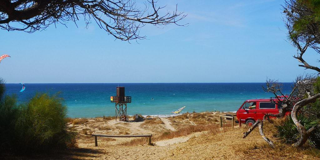 Tarifa - playa